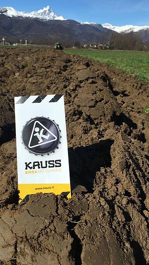 Lavorazione del terreno, prima della semina